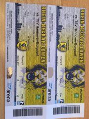 2 Eintrittskarten für Heimspiel Rhein-Neckar