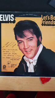 Elvis Schallplatte USA