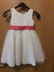 Festliches Mädchenkleid Hochzeitskleid