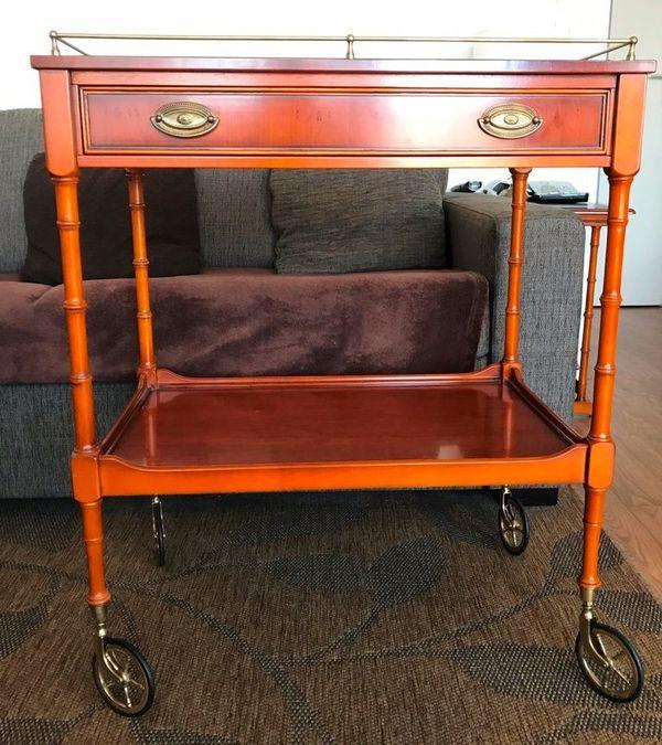 servierwagen kaufen servierwagen gebraucht. Black Bedroom Furniture Sets. Home Design Ideas