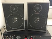 Stereo-Boxen für Mini-Kompakt-Anlagen 2 x