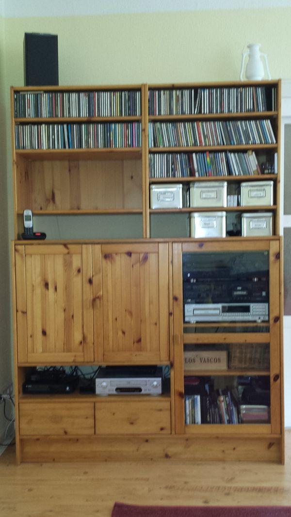 Wohnzimmerschrank Kiefer Massiv IKEA Mbel