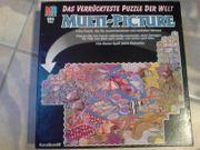 MB Puzzle 294 Teile - Multi