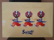 Sarotti 3 Mohren Emailschild