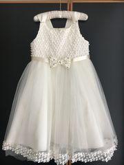 Kleid zur Kommunion Konfirmation Fest