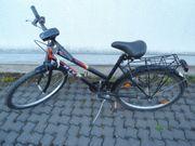Damenrad (Mädchenrad) Rixe