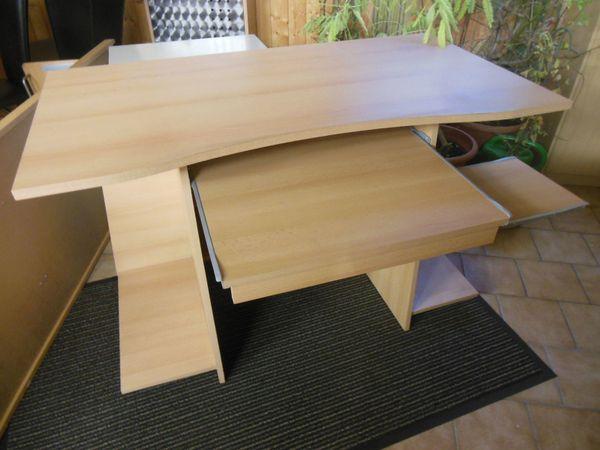 Computertisch buche kaufen computertisch buche gebraucht for Schreibtisch buchefarben