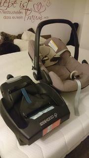 Verschiedene Babyartikel Maxi Cosi Buggy