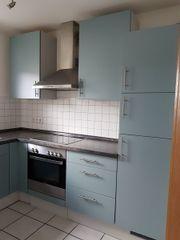 Einbauküche mit Elektrogeräte