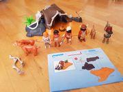 Playmobil Mammutknochenzelt mit Jägern Nr