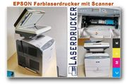 Farblaserdrucker Scanner , All