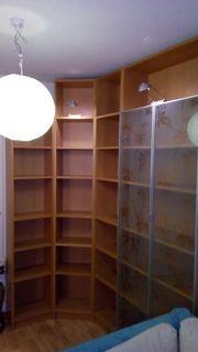IkEA Wohnzimmer Regale +