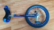 Einrad Terra Bikes blau