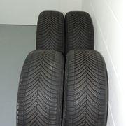 4x Ganzjahresreifen Michelin Crossclimate 255