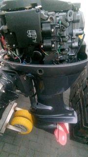 Yamaha 50ps Außenborder 4 takt