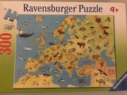 Ravensburger Puzzle mit