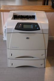 Drucker HP zu
