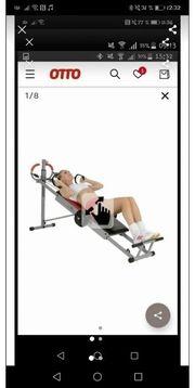 Christopeit Sport Heimsport-Trainingsgerät