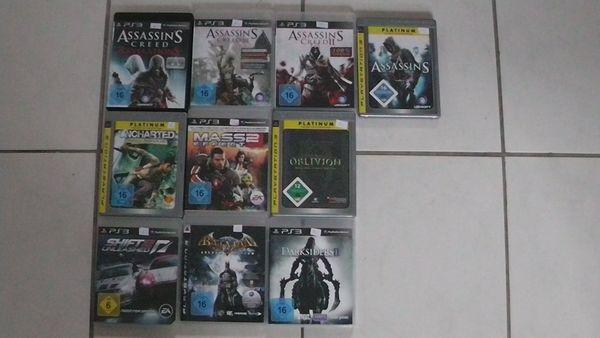 PS 3 Spiele » Playstation, Gerät & Spiele