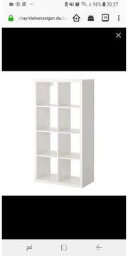 Suche Ikea Kallax Regal 4x2
