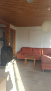 Nette Wohnung mit kleinem Gärtchen