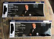 2 Karten Tickets Bereich A