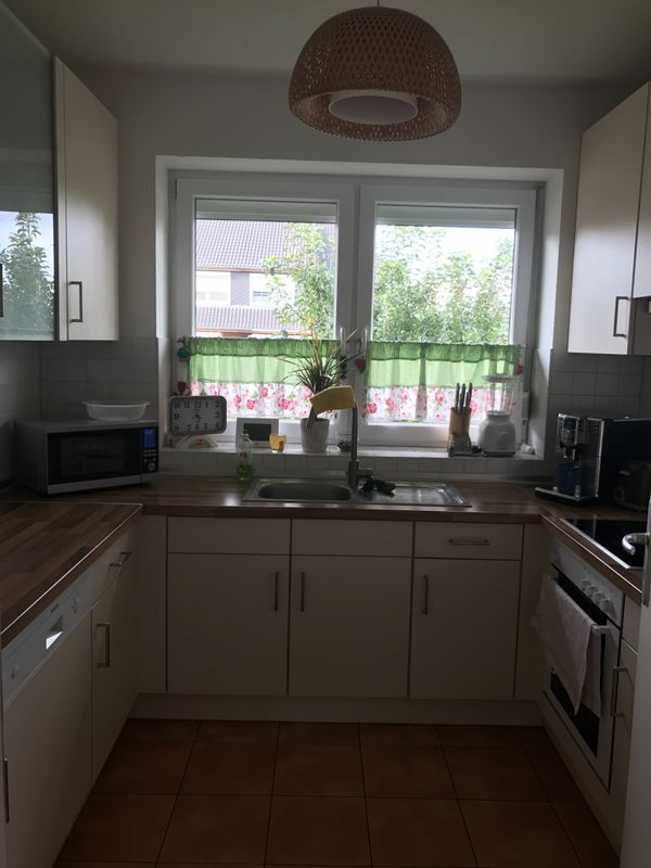 Einbauküchen u form holz  Einbauküche U-Form inkl. E-Geräte, ca. 7,5 m in Fahrland ...