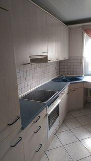 Küche inkl Einbaugeräten