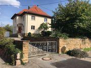 Einfamilienhaus mit Balkon,