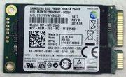 SSD mSATA Samsung Pm851 256GB