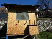 Hühner Stall für 10 Hühner