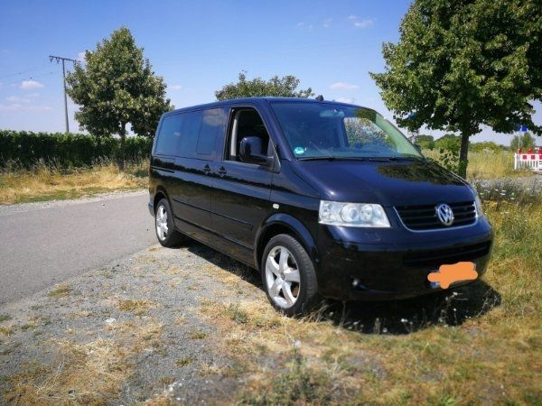 vw t5 multivan in ellerstadt vw bus multivan caravelle. Black Bedroom Furniture Sets. Home Design Ideas