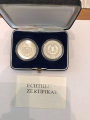 750 Jahre Berlin Münzen