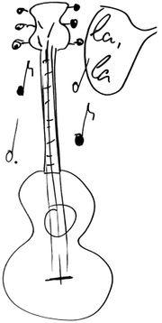 Flexibler Gitarrenunterricht, Solospiel,