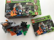 LEGO Minecraft Cave