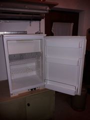 Kühlschrank für Riedhütte Gartenhaus
