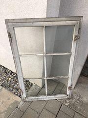 Altes Fenster Dekorationsartikel Größe ca