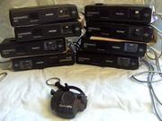 8 Stück Fotoapparat