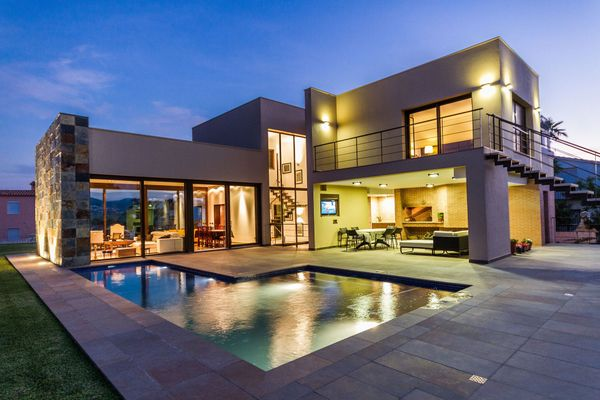 Spektakuläre Villa von » Ferienimmobilien Ausland