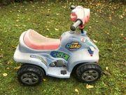 Elektrofahrzeug für Kinder