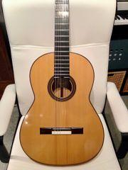 Konzertgitarre - Flamenco-Gitarre