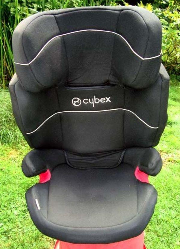 cybex isofix gebraucht kaufen nur 3 st bis 70 g nstiger. Black Bedroom Furniture Sets. Home Design Ideas
