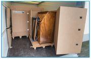 Lagerraum, Lagerfläche, Lagerboxen