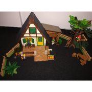 Playmobil 4207 Forsthaus mit Tierpflegestation