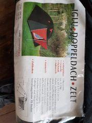 Iglu Doppeldach Zelt 3 Personen