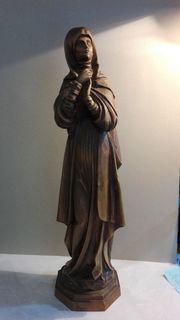 Holzschnitzerei Madonna