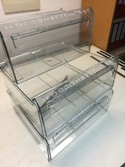 Kunststoff Schubladen für AEG Gefrierschran