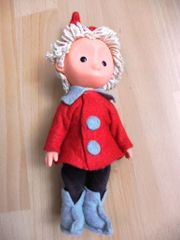 Sandmann Puppe Figur