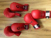 Faust- und Handschützer für Kampfsport
