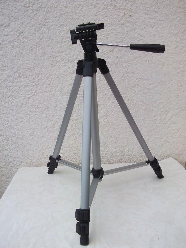 Stativ ERNO P-33 schwarz